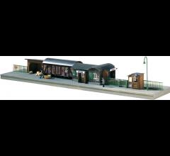 PIKO #60028 Temporary Railway Station- Kit