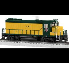Lionel #1933353 Chicago & Northwestern GP35 #841 non-powered (Built To Order)