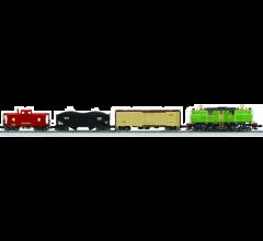 Lionel #6-84512 S2 Scale Tinplate Prewar Inspired Freight Set (BTO)