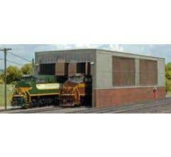 Bachmann #35116 Double Stall Shed