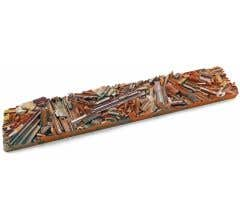 Walthers #949-3106 Heavy Scrap Load - Fits 910-6051-Series WalthersMainline 53' Corrugated-Side Gondola