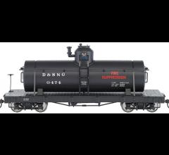 Bachmann #27122 Tank Car - Durango & Silverton #0474