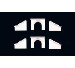 Woodland Scenics #C1163 Masonry Arch Culverts (2 ea.)