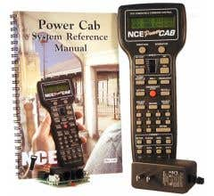 NCE #5240025 (Power Cab) DCC Starter Set Power Cab