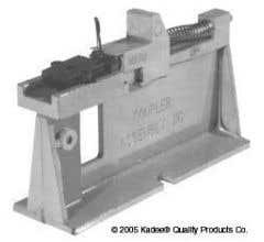 Kadee #702 Coupler Assembly Fixture
