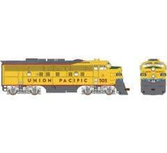 Bowser #24578 F-9AM w/DCC&Sound Union Pacific #505
