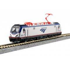 "Kato #137-3001 Siemens ACS-64 Amtrak #600 ""David L. Gunn"""