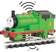Bachmann #91422 Percy The Small Engine w/ DCC Sound (with moving eyes)