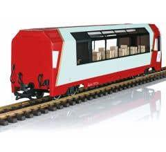LGB #33670 RhB Excellence Class Panorama Car