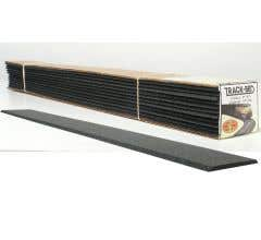 Woodland Scenics #ST1473 O Track-Bed Strips (Standard Pack)