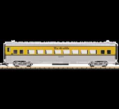 LGB #36572 Denver & Rio Grande Passenger Car (Bad Box)