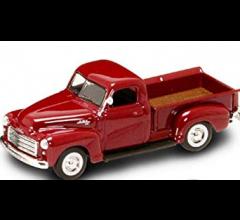 YatMing #94255DRRED 1950 GMC Pick Up 1/43 Dark Red