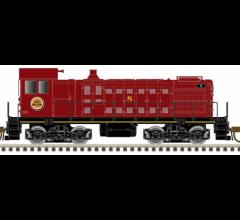 Atlas #10003400 S2 Locomotive w/DCC/Sound - Chicago Great Western #10