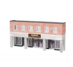Bachmann #35005 Hobby Store - False-Front Resin