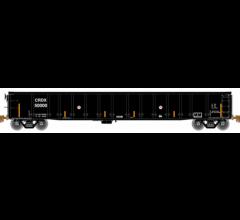 Atlas #20005118 Thrall 2743 Gondola Chicago Freight [CRDX] #50006