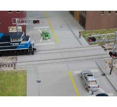Walthers #933-4121 Modern Concrete Grade Crossing - Kit