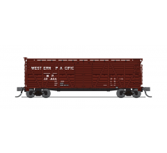 Broadway Limited #6584 WP Stock Car Cattle Sounds