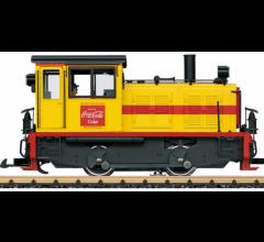 LGB #27631 Coca-Cola® Diesel Locomotive
