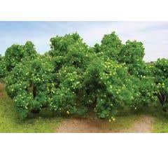 "JTT #92127 Lemon Tree Grove, 4-1/2"" to 5"" tall, 2/pk"