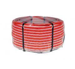Piko #35402 Orange/White Cable, 16AWG, 25m