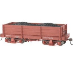 Bachmann #26531 18' Freight Car (2 per box) Painted Unlettered