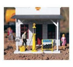 PIKO #62284 Antique Gas Pump (1 pcs)