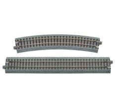 Blackstone Models #B500900 ProTraxx HOn3 Snap-Track - Starter Set, 4 Straight Sections, 16 Curved Sections