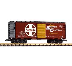 PIKO #38926 SF Steel Boxcar