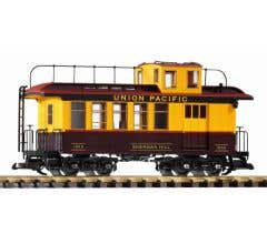 PIKO #38656 Wood Dovers Caboose UP #1953