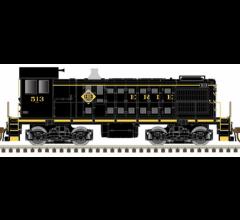 Atlas #10003404 S2 Locomotive w/DCC/Sound - Erie #513