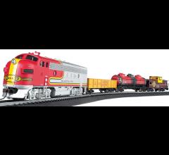 Bachmann #00740 Canyon Chief Train Set
