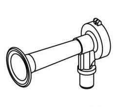 Athearn #02016 Horn, Leslie Tyfon A-200-156-CA (3pcs)
