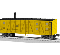 Lionel #1926132 Pennsylvania Bunk Car #498396