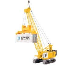 Walthers #949-11017 Heavy-Duty Container Crane