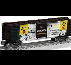 Lionel #1938010 The True Original Boxcar (Mickey Mouse Disney)