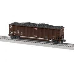 Lionel #2043200 Conrail A Pack - Rotary Gondola 4-Pack