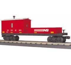 MTH 30-79654 Norfolk Southern Crane Car