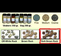 JTT #95239 Model Rocks - Dark Brown