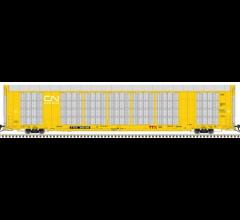 Atlas #20005661 HO Gunderson Multi Max Auto Rack CN-GTW #695799