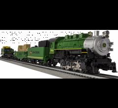 Lionel #6-83286 John Deere Steam LionChief Set