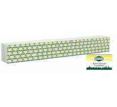 Walthers #949-3163 Wrapped Lumber Load for 72' Centerbeam Flatcar - Irving Lumber