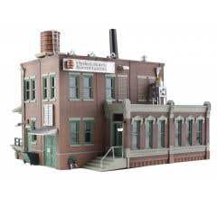 Woodland Scenics BR4924 Clyde & Dale's Barrel Factory (Built-Up)