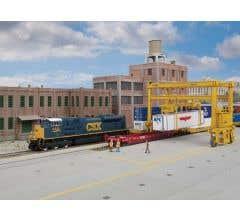 Walthers #933-4120 Intermodal Yard Pavement - Kit