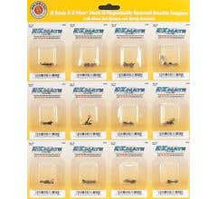 Bachmann #78502-12 Magnetically Operated E-Z Mate Mark II Couplers Medium (12 packs)