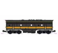 Kato #106-0429 N EMD F7A + F7B Milwaukee Road 2-Locomotive Set #88A & #88B