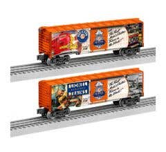 Lionel #1838010 2018 National Train Day Boxcar