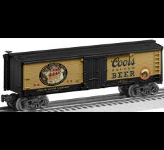 Lionel #1928270 Coors Reefer