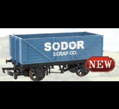 Bachmann #98027 Thomas & Friends- Sodor Scrap Co. Wagon
