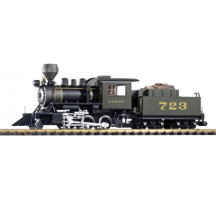Piko #38208 2-6-0 Santa Fe Mini Mogul #723 Steam Locomotive