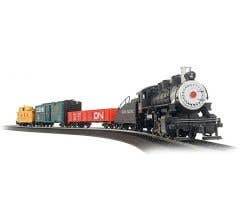Bachmann #00692 Pacific Flyer Union Pacific Freight Set